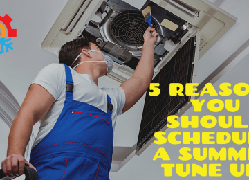 5 Reasons You Should Schedule a Summer Tune Up!