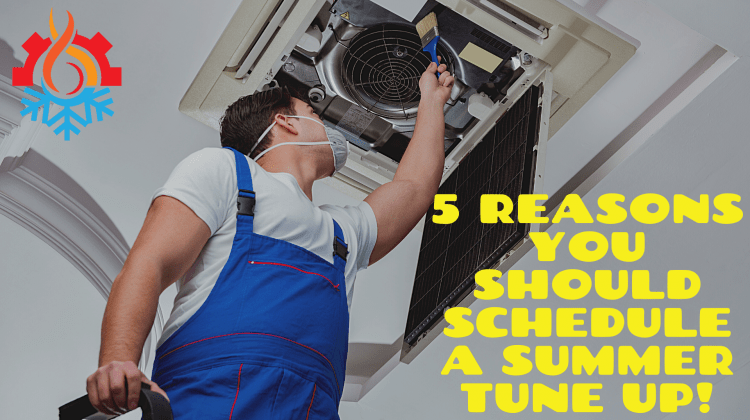 The best time for you to schedule your Summer Air Conditioning Tune Up is in the Spring because that's just before HVAC specialists have their busiest season. By preparing ahead, you can also get some great deals, including our offer for a complete tune up appointment for only $75. Here are five signs that you […]