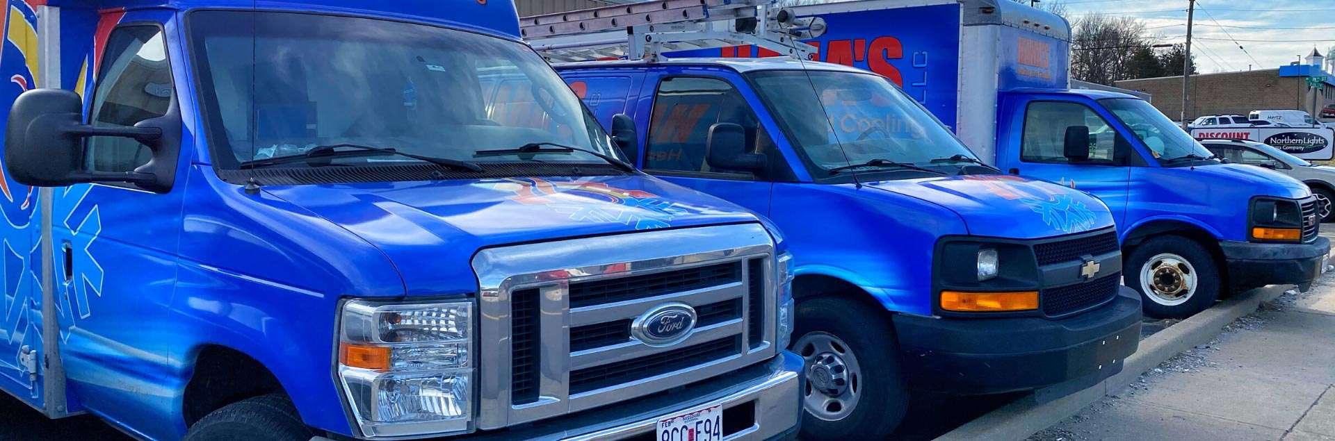 Website Slider - Trucks
