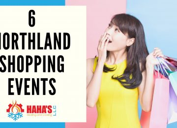 6 Northland Shopping Events: Liberty, Parkville, Smithville, Pleasant Hill, Cameron